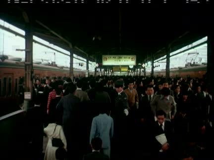 JAPANESE BULLET TRAIN - COLOUR