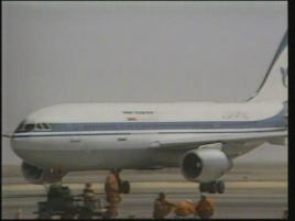 IRAN: Air Airliner shot down by USS Vincennes