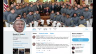 US Trump Tweet (Lon NR)