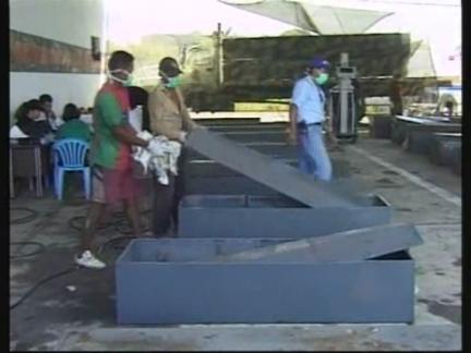 VENEZUELA  AIRCRAFT CRASH  BODIES e35fce60481