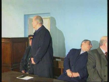 Albania - Last Communist president on trial   AP Archive