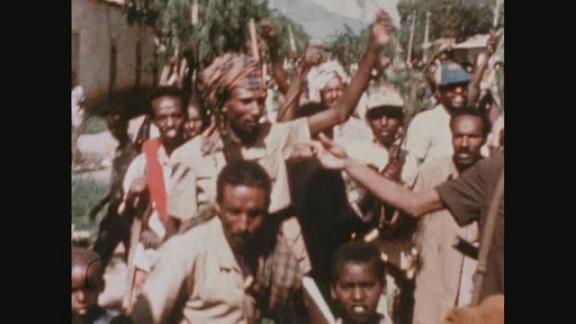 Ethiopia Ogaden Advance | AP Archive