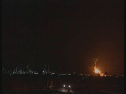 THAILAND: EXPLOSION AT OIL REFINERY | AP Archive
